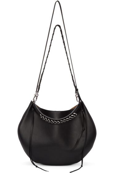 Loewe - Black Fortune Hobo Bag