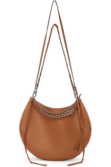 Loewe - Tan Fortune Hobo Bag