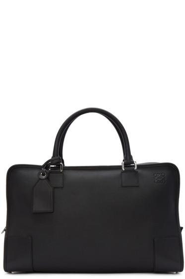 Loewe - Black Amazona 44 Bag