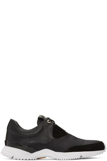 Wooyoungmi - Black Runner Sneakers