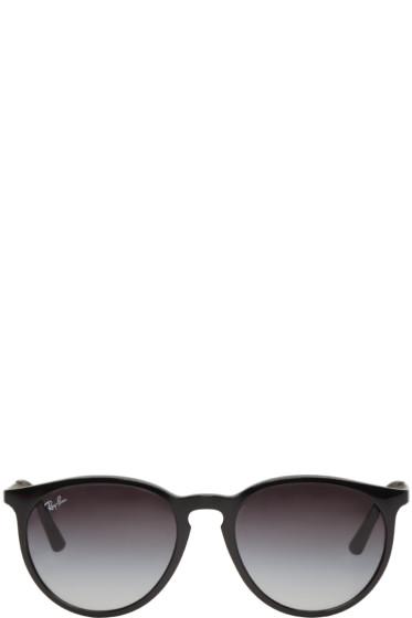 Ray-Ban - Black Round Sunglasses