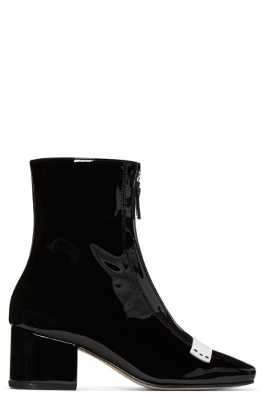 Dorateymur - Black Double Delta Boots