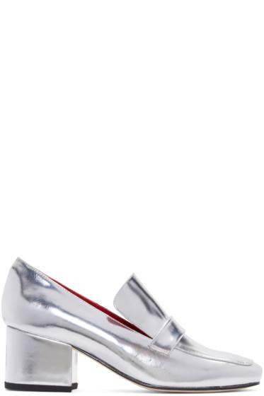 Dorateymur - Silver Turbojet Heels
