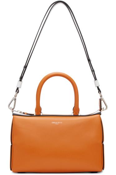 Emilio Pucci - Orange Classic Shoulder Bag