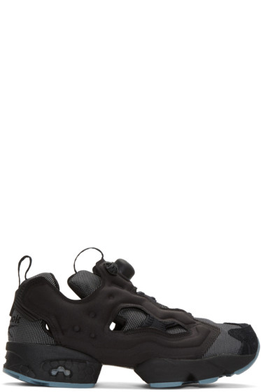 Reebok Classics - Black InstaPump Fury MTP Sneakers