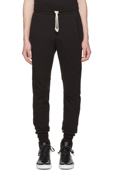 John Elliott - Black Escobar Lounge Pants