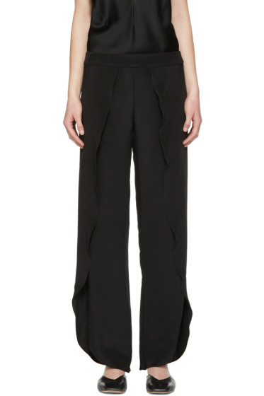 Totême - Black Toulon Trousers