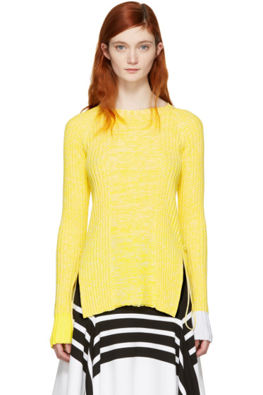 Ports 1961 - Yellow Open Side Pullover