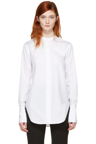 Ports 1961 - White Classic Open Shirt