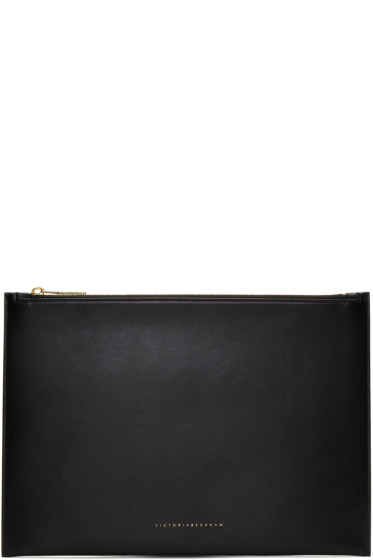 Victoria Beckham - Black Large Simple Pouch