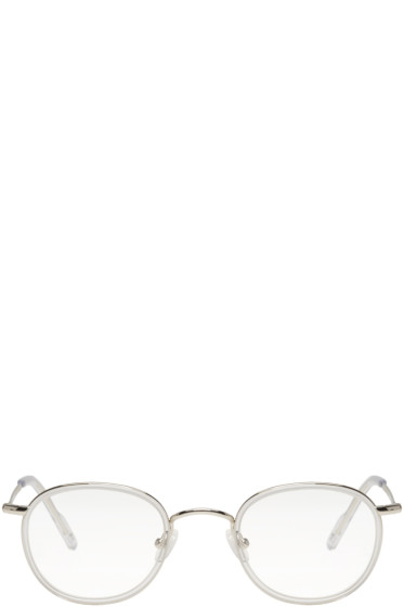 All In Eyewear - Silver Japon Glasses