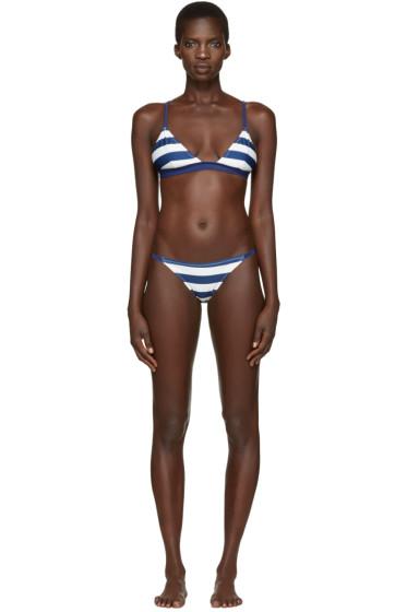 Solid & Striped - Navy The Morgan Bikini
