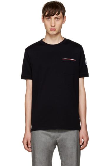 Moncler Gamme Bleu - Navy Pocket T-Shirt