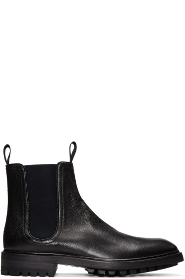 Rag & Bone - Black Spencer Chelsea Boots