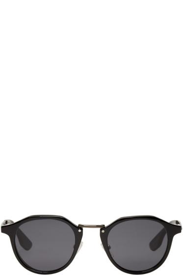 McQ Alexander Mcqueen - Black Oxford Sunglasses