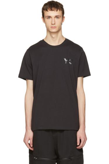 Y-3 - Black M CL T-Shirt