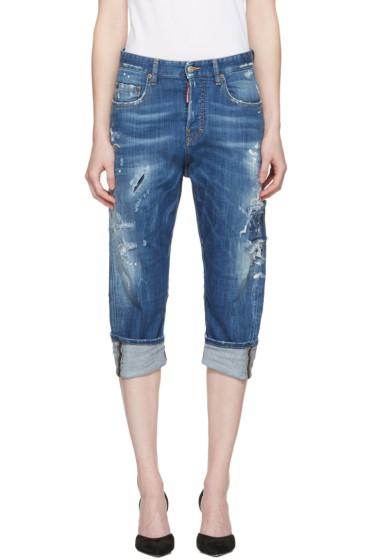 Dsquared2 - Blue Kawaii Jeans
