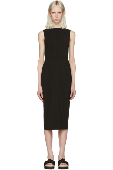 T by Alexander Wang - Black Shift Dress