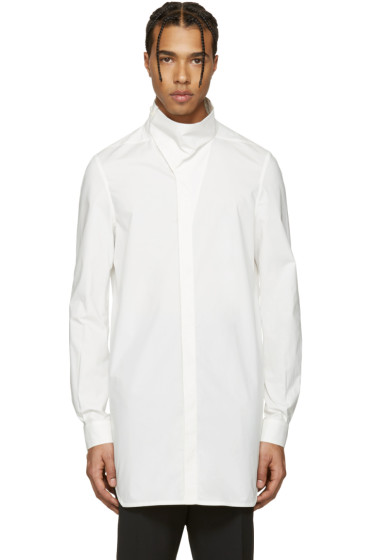 Rick Owens - Off-White Island Shirt