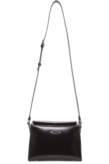 Lanvin - Black Small Cube Bag
