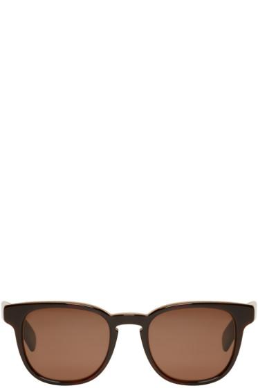 Paul Smith - Tortoiseshell Hadrian Sunglasses