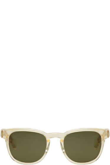 Paul Smith - Yellow Hadrian Sunglasses