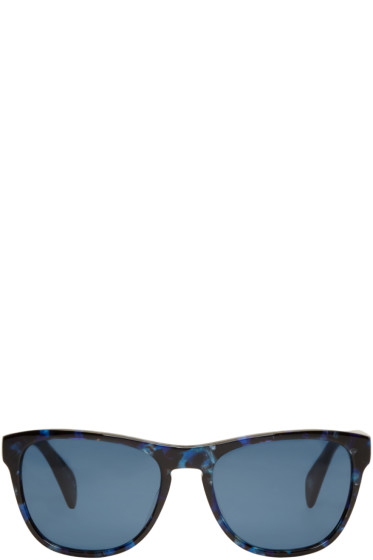 Paul Smith - Blue Hoban Sunglasses