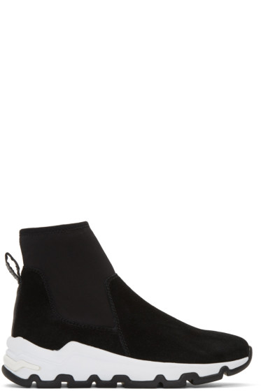 Opening Ceremony - Black Anhabbel High-Top Sneakers