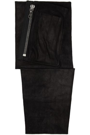 Julius - Black Leather Arm Band