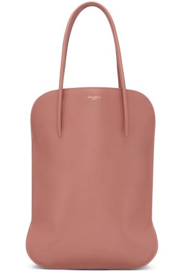 Nina Ricci - Pink Medium Irrisor Tote Bag