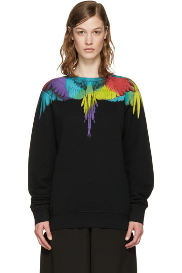 Marcelo Burlon County of Milan - Black Nicolas Pullover