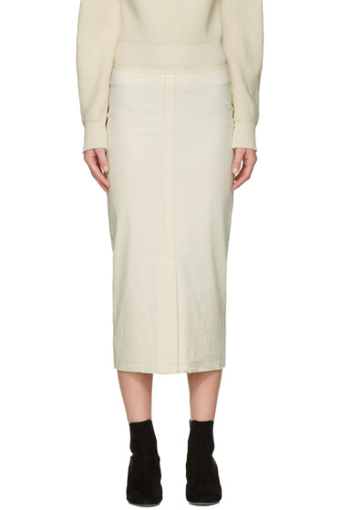 Isabel Marant - Ecru Orema Skirt