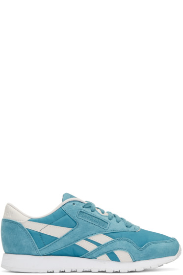 Reebok Classics - Blue FACE Edition Kindness Classic Sneakers