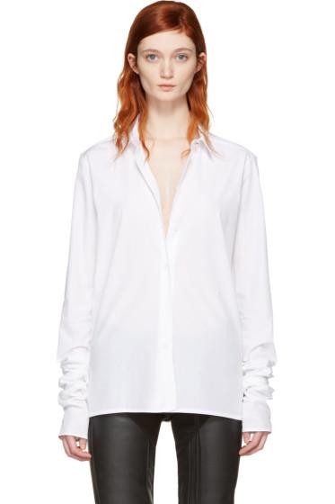 Alyx - White Infinity Sleeve Shirt