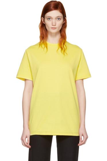 Alyx - Yellow 'New Happiness' T-Shirt