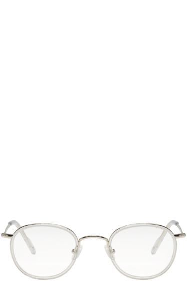 All In Eyewear - Silver Japon Glasses