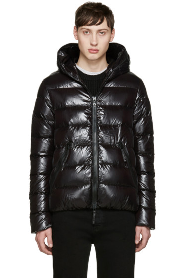 Duvetica - Black Glossy Dionisio Jacket