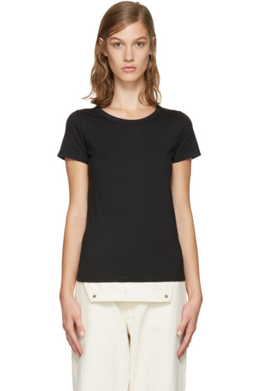 Visvim - Black Ultimate T-Shirt