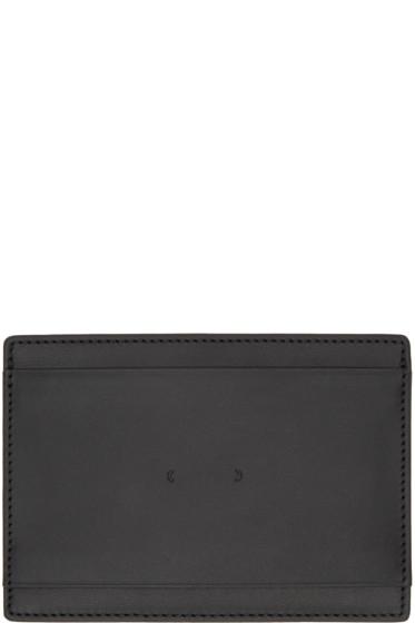 PB 0110 - Black CM 9 Card Holder