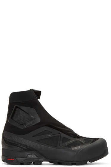 Salomon - Black S-LAB X-ALP LTD Edition High-Top Sneakers