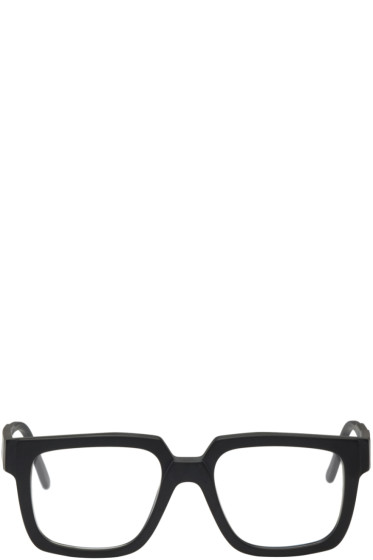 Kuboraum - Black Maske K3 Glasses