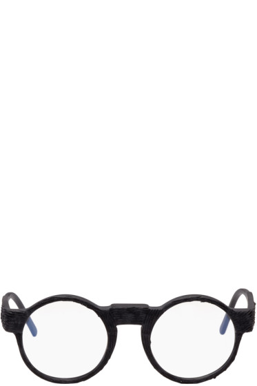 Kuboraum - Black Maske K10 Glasses