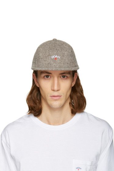 Noah - Grey Logo Cap