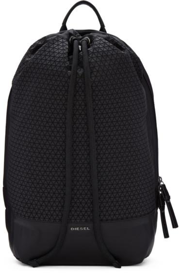 Diesel - Black M-Move To 2 Backpack
