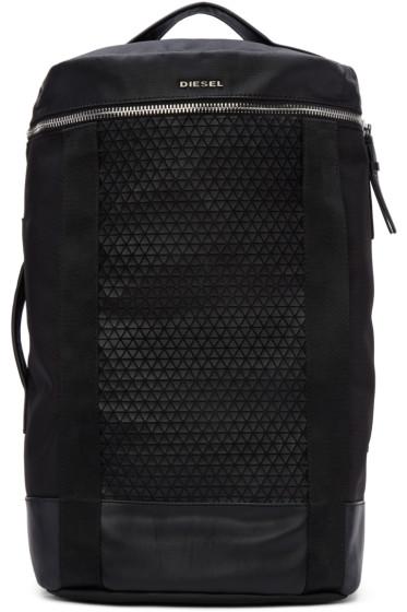 Diesel - Black M-Move To Backpack