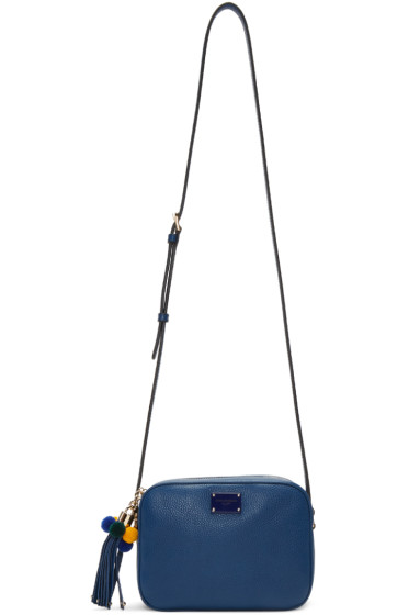 Dolce & Gabbana - Blue Camera Bag