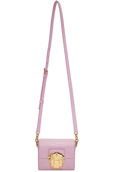 Dolce & Gabbana - Pink Lucia Lock Bag