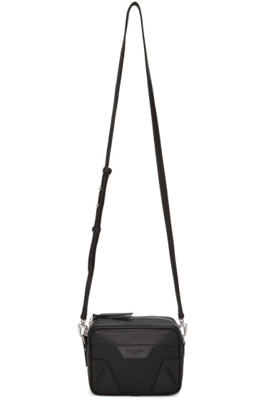 Rag & Bone - Black Mini Flight Camera Bag