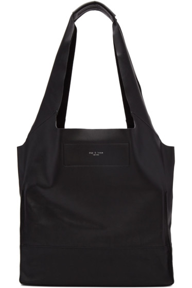 Rag & Bone - Black Walker Shopper Tote