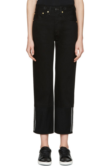 Rag & Bone - Black RBW 16 Jeans
